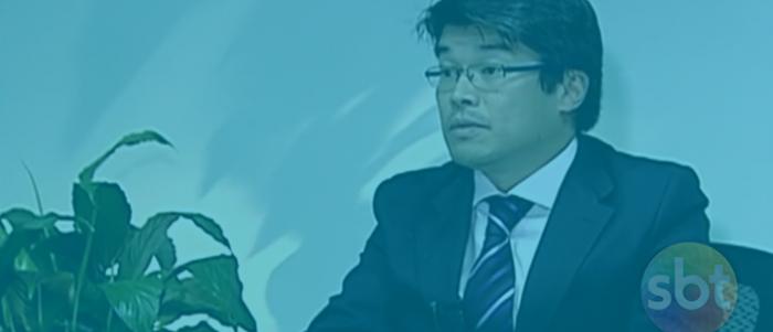 Rogério Kita orienta contribuintes do Jornal do SBT sobre declaração de bens no exterior