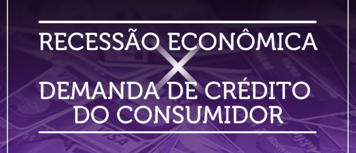 Demanda do consumidor por crédito apresenta grande diferença em relação ao ano passado