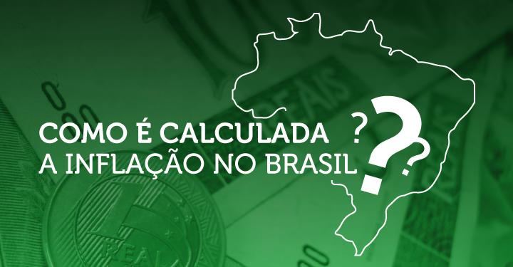 Cálculo de inflação no Brasil